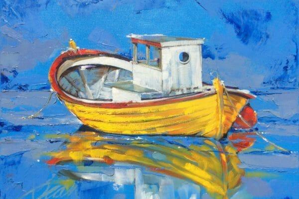 Dean-Boat Yellow