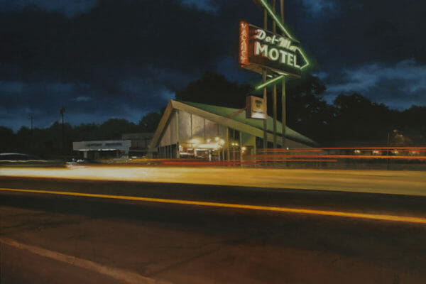 Walker, Steven_Room for the Night_30x40_oilonpanel_$4500