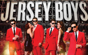 Picture of Jersey Boys cast