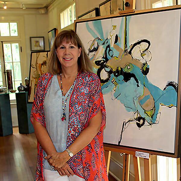 Annette Crosby, RAC artist