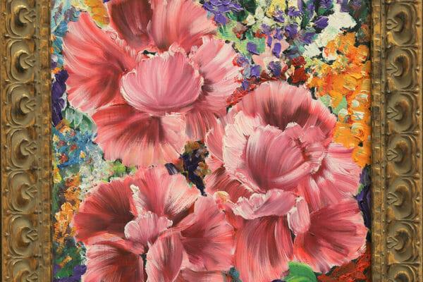 106_Gerrie Hubbard-Spring Garden $300