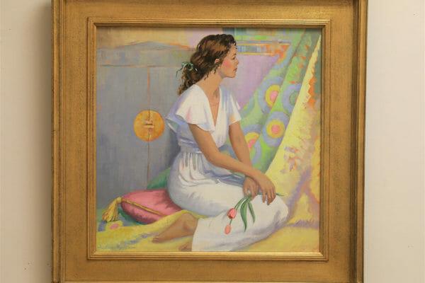108_Faye Bridges Hyatt-Color Me Introspective $1150