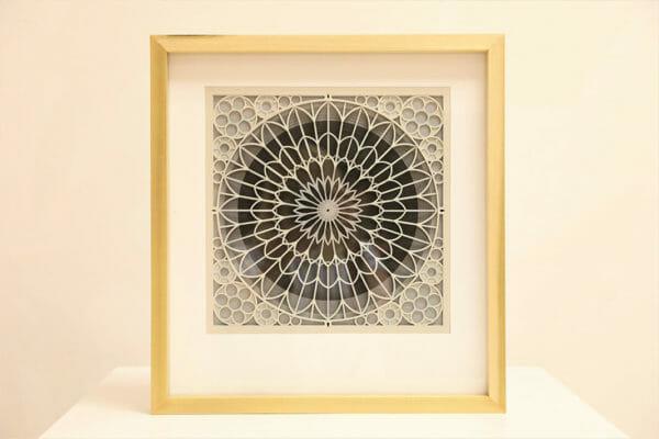 117_Joshua Jones-Paper Cut III $1800