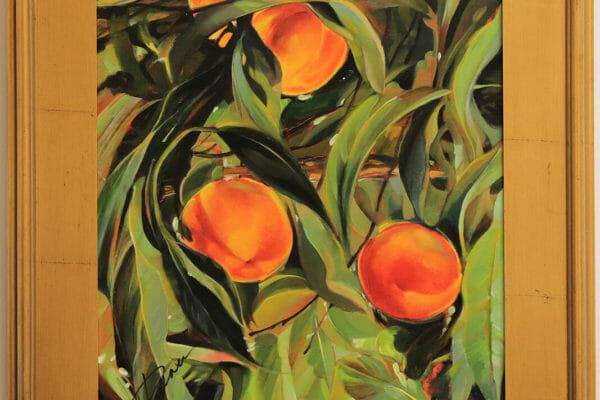134_Dean Little-Peach Cobbler on My Mind $650