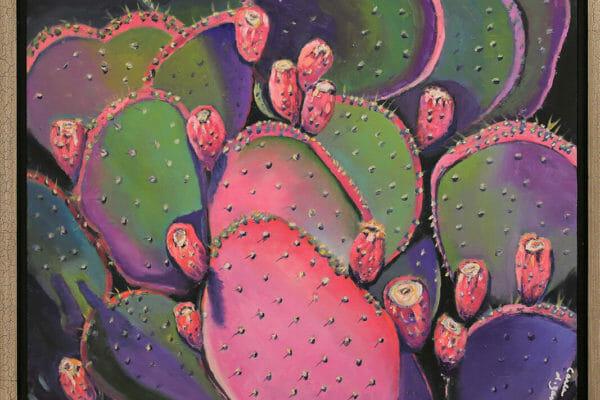 137_Carla Lizarraga-Prickly, be Careful! $200
