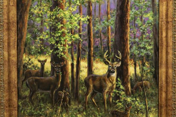 159_D.ArthurMcBride-For the Trees $4400