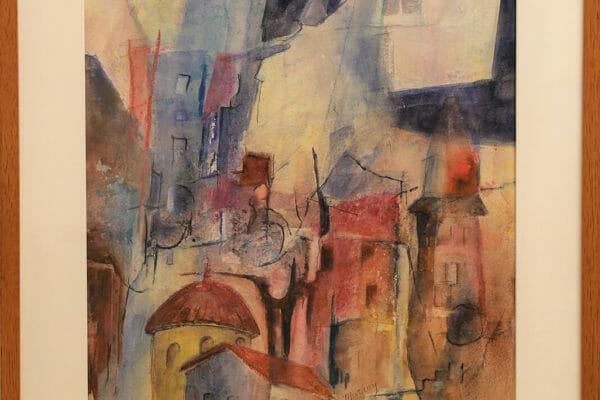 168_Karin Murray-Walls of Sorrento $710