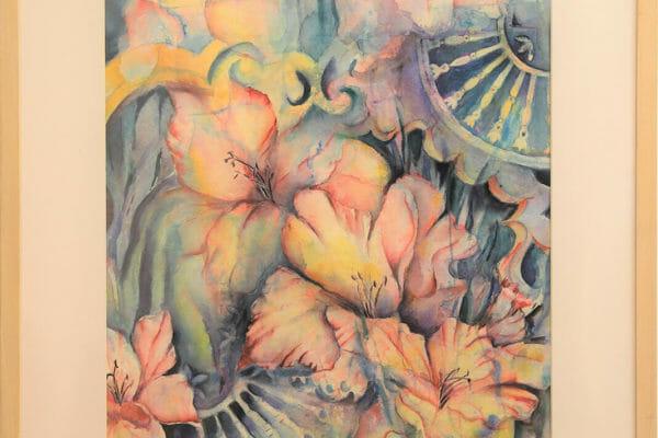 169_Karin Murray-Monica_s Garden $670