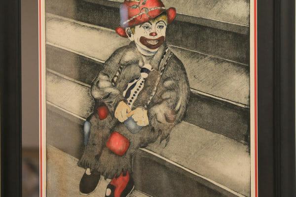 15_Deborah Barnard-Little Clown $1000