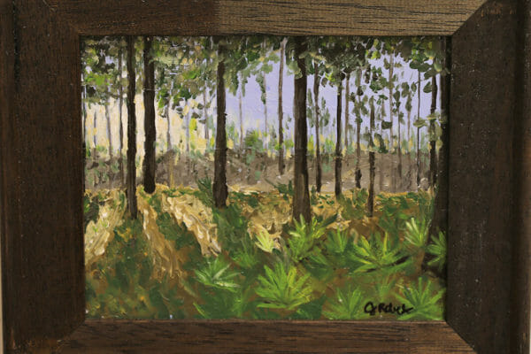 195_Julie Roberts-In the Pines $95 *SOLD*