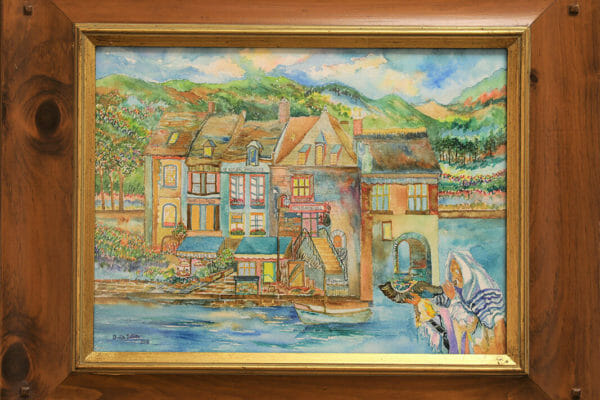 204_Sheila R. Sabin-Blue Ridge Morning $500