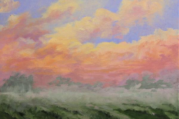 208_Ann Schutt-Hahira Sunrise $400 *SOLD*