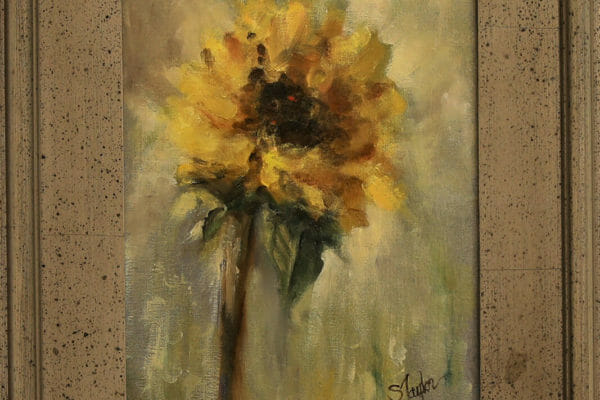 224_Suzanne Taylor-Sunflower $225 *SOLD*