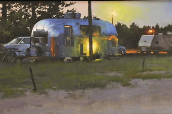 237_Steven S. Walker-Streaming at Dusk $1900