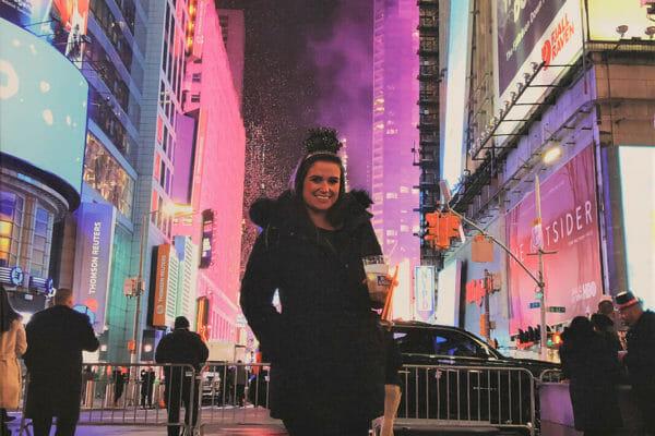251_William Wright-New York New Year $300