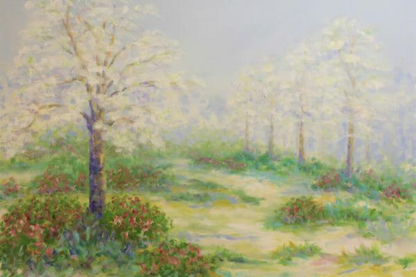 42_Jeanne Cowart-Forever Spring $2200