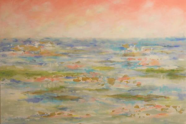 43_Jeanne Cowart-Morning Shimmer $2400