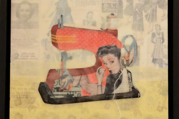 56_Evelyn Davis-Walker - Sewing Machine Number 1 $725