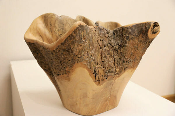 62_Billy Dykes-Hand Hewn Bowl $450