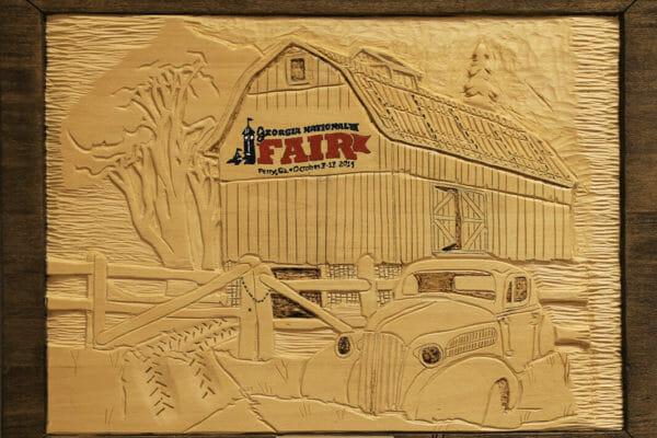 63_Billy Dykes-Old Barn Ad $300