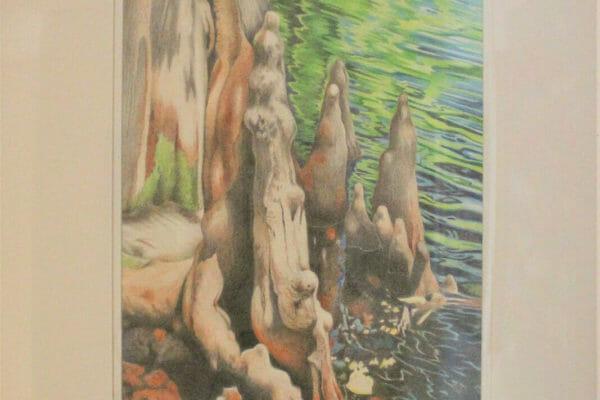77_Christine Flanagan-Natures Totem $400