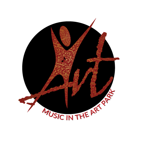 Music in the Art Park logo