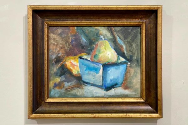 29 Pears a Still Life 11x14 $300 *SOLD*