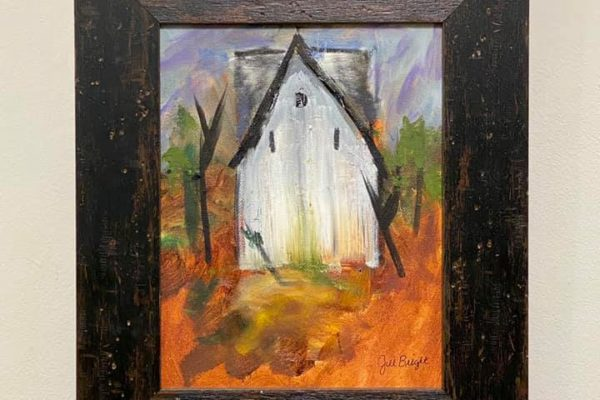 32 Gothic Barn 6x8 $175 *SOLD*
