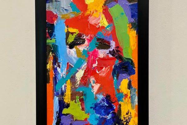 37 Untitled 10x20 $140