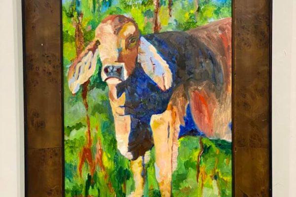 4 Pinetta Herd #1 24x24 $500