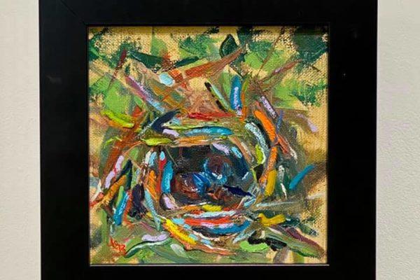 49 Bluebird Nest 6x6 $90 *SOLD*