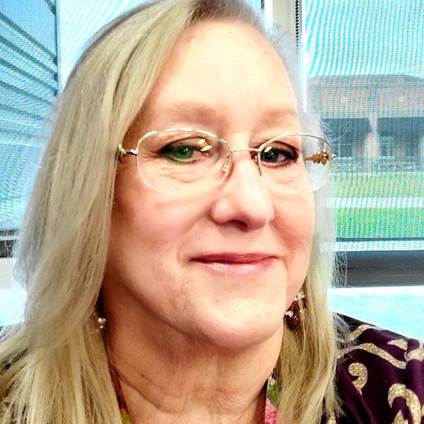 Jo-Ann Adams a RAC artist