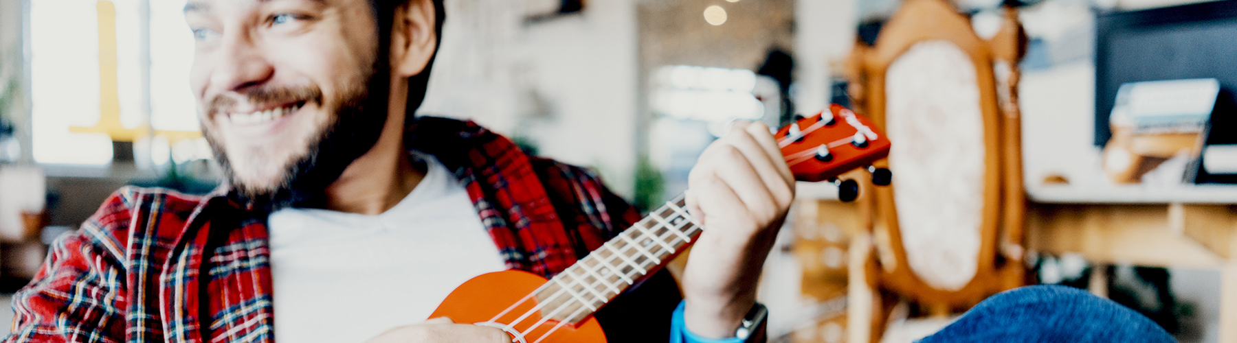 Turner Center Offers Ukulele Lessons for Adults