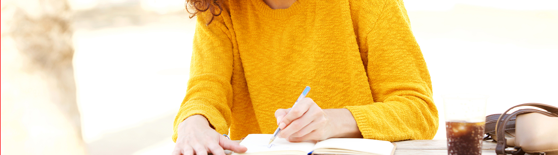 """Turner Center Launches """"The Art of Writing"""" Contest for Area Youth"""