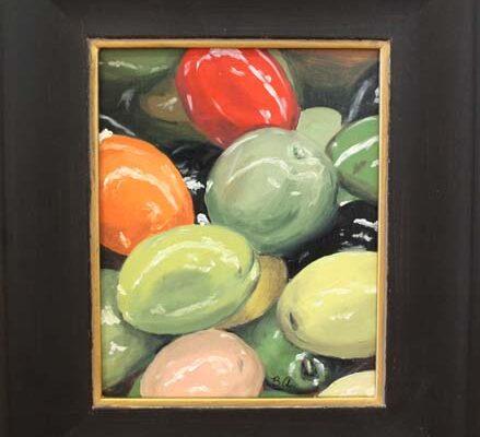 #12 Brenda Anderson-Olives, Oil-$300
