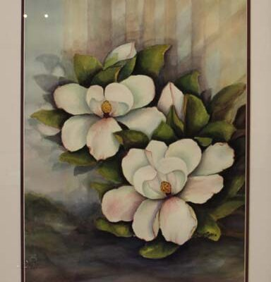 #126 Hazel Green-Another Magnolia-$400