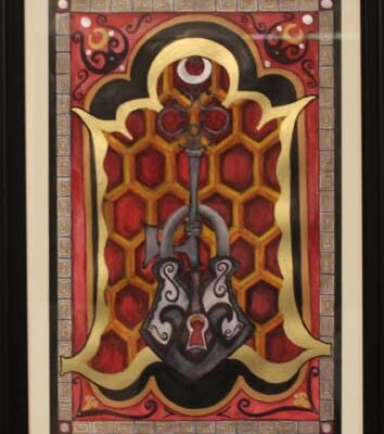 #137 Cathy Herring-The Key to the Hex-$275