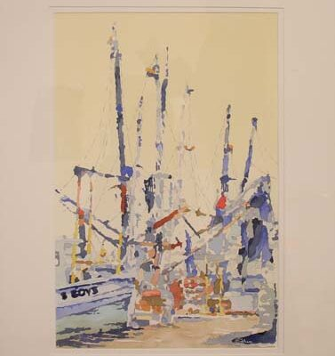 #14 Anthony Bareham-Fiesta Shrimpers-$450