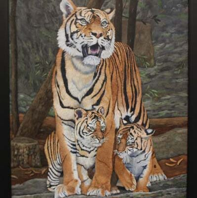 #140 Leasa Hogan-A Mother's Pride-$550