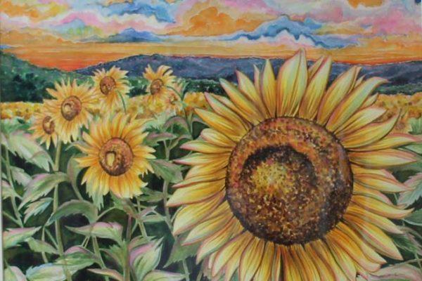#154 Alyse Kieth-Sunny Side Up-$650
