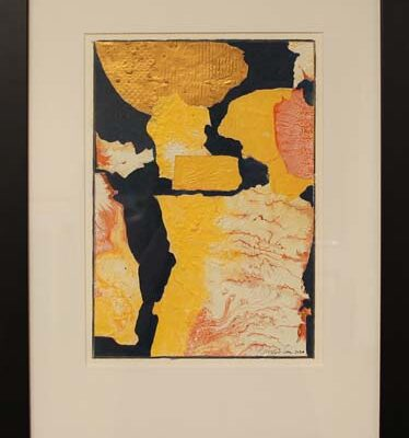 #160 J. Stephen Lahr - Covid Series - $750