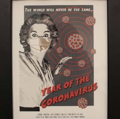 #174 Logan Lott-Year of the Coronavirus -$220