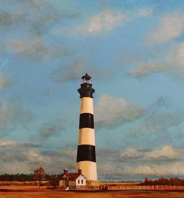#2 Jo-Ann-The Body Island Lighthouse-$550