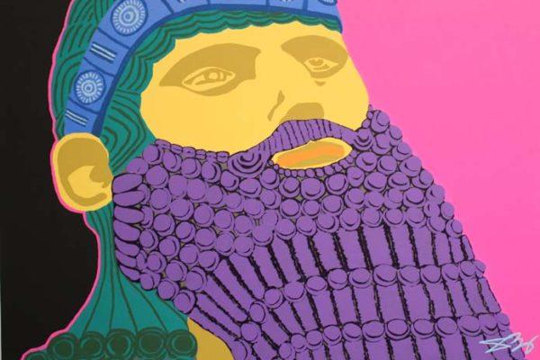 #21 Daryn Beasley-Assurbanipal Autokrator-$400