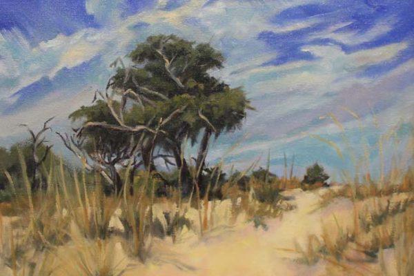 #250 Ann Schutt-St. Andrews Dunes-$500