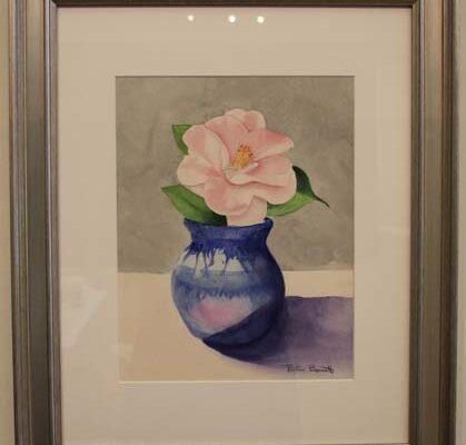 #26 Billie Bennett -Tutta's Camellia-$395