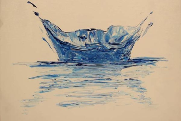 #265 Leo Soileau -Splash -$125 *SOLD*