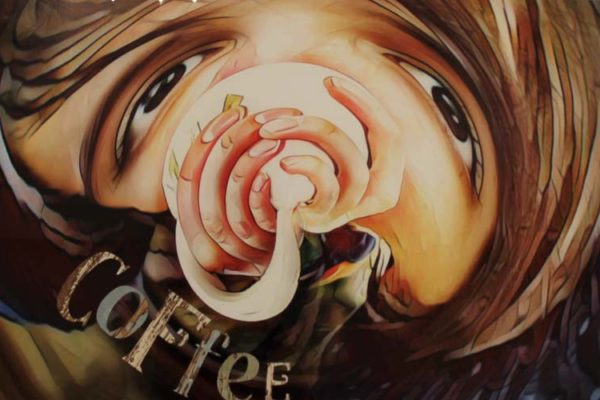 #304 Connie Wells-Coffee Dreams-$450