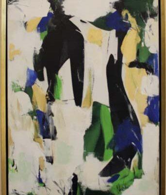 #47 Christine Cabral-Siamese Soiree-$580