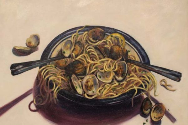 #64 Tina Corbett - Linguine + Clams (My Favorite Things Series) - $600